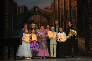 В зале Малого Оперного Театра